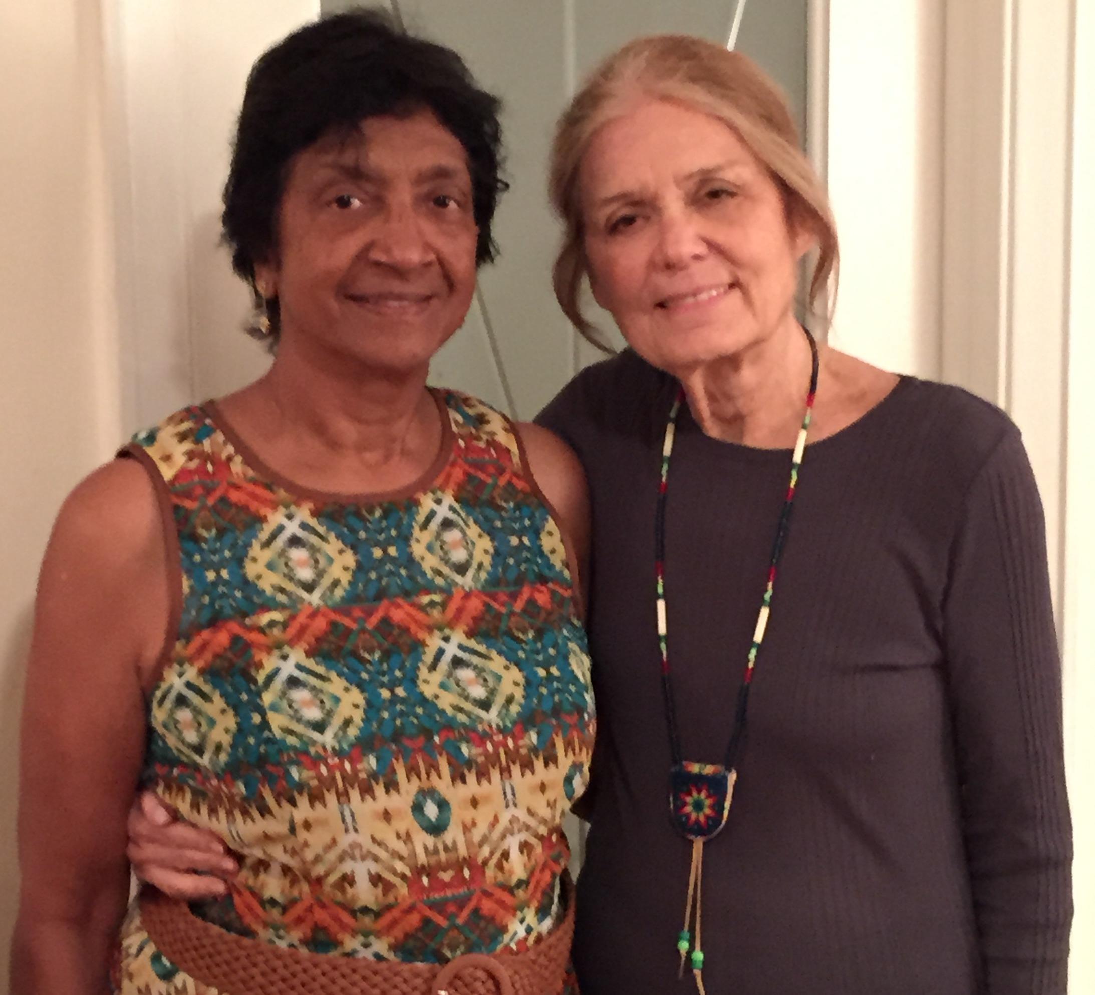 Gloria Steinem, Co-Convenor, Steering Committee