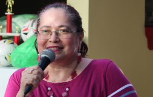 Jeannette Urquilla, Executive Director