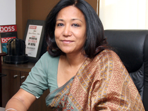 Nepali Supreme Court Justice Sapana Pradham Malla