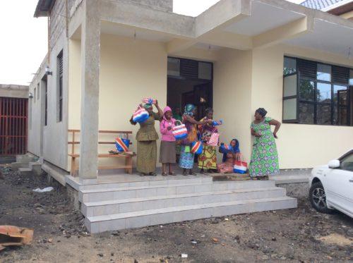 Synergie des Femmes pour les Victimes des Violences new women's shelter