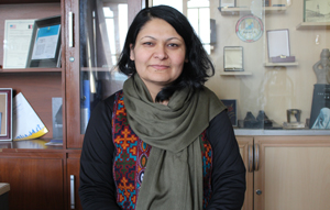 Shafiqa Noori, Executive Director