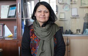 Shafiqa Noori, Executive Director