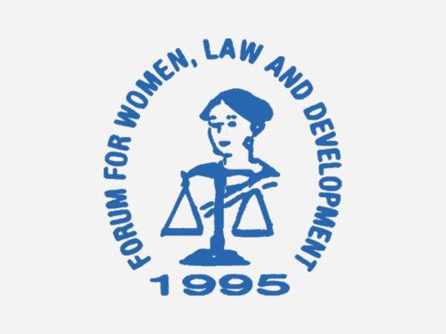 Forum for Women, Law and Development (FWLD) Logo