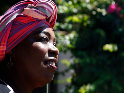 Embrace Dignity Nozizwe Madlala-Routledge