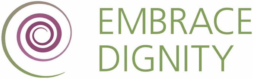 Embrace Dignity Logo