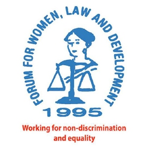Forum for Women Law and Development Logo