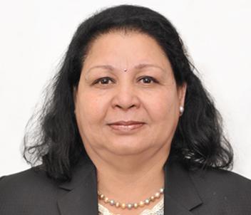 Meera Dhungana- FWLD President