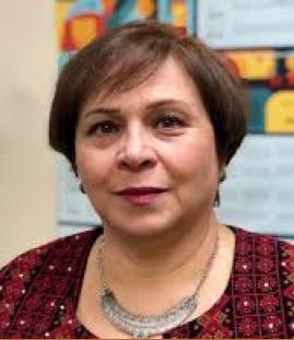 Randa Siniora- General Director