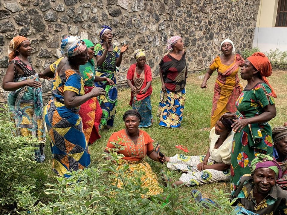 The economic reintegration of women beneficiaries at Maison Bulengo