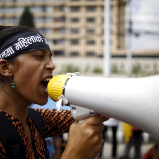 Aljazeera Feminism's new frontier